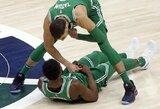 """""""Celtics"""" pergalę Jutoje nulėmė taiklus J.Browno tritaškis"""