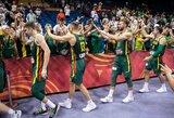 Pasaulio krepšinio čempionatas spėjo sutraukti 1,3 milijono žiūrovų