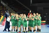 Pasirengimą pasaulio čempionato atrankai Lietuvos rankininkai pradės kontrolinėmis rungtynėmis su Baltarusija bei stovykla Alytuje