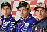 """""""MotoGP"""" čempionate – maksimalūs išbandymai"""