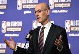 NBA svarsto pakeisti atkrintamųjų formatą