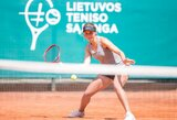 J.Mikulskytė su partnere triumfavo turnyro Estijoje finale