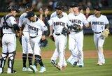 """MLB rungtynėse – dviprasmiškas D.Neverausko pasirodymas ir """"Pirates"""" nesėkmė"""