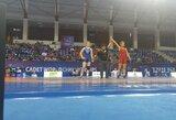 D.Domikaitytė ir K.Gaučaitė – mažajame Europos imtynių čempionato finale