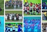 Pasaulio pabaiga? Brazilijos futbolininkai protestavo dėl per daug futbolo