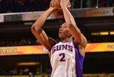 """W.Johnsonas karjerą tęs """"Lakers"""" klube"""