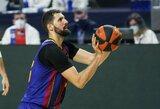 """Ispanijoje – įspūdingas N.Mirotičius ir """"Barcelona"""" pergalė prieš """"Real"""""""