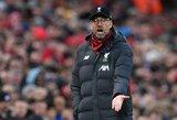 """J.Kloppas bet kurią akimirką turi teisę palikti """"Liverpool"""""""