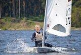 Europos buriavimo taurės etape trys lietuviai pateko į dešimtuką