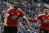 """""""West Ham"""" vs. """"Manchester United"""": 10 esminių statistikos faktų"""