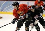 """E.Rybakovo debiutas """"Hockey Punks"""" ekipoje pažymėtas triuškinančia pergale"""