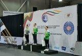 Prienuose paaiškėjo Lietuvos aerobinės gimnastikos čempionai