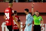 """A.Moratą praradę """"Atletico"""" susigrąžino Ispanijos lyderių poziciją"""