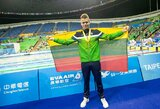 D.Rapšys pagerino 8 metus gyvavusį Lietuvos rekordą ir iškovojo trečiąjį olimpinį kelialapį!