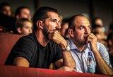 P.Stojakovičius mato Lietuvą tarp pasaulio čempionato medalininkių
