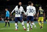 Meilė futbolui stipresnė už logiką: švedas pakeitė savo vardą į Tottenham