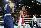 P.Zujevas pratęsė lietuvių nesėkmių seriją Europos bokso čempionate