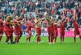"""""""Bayern"""" namuose iškovojo pergalę prieš """"Hannover""""  (VISI REZULTATAI)"""