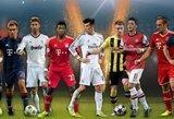 Futbolo fanai išrinko savo 2013 metų komandą
