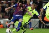 Nesustabdomas L.Messi