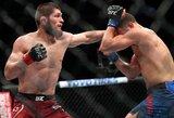 UFC jau paruošė atsarginį planą, jei C.McGregoras nesutiks kovoti su C.Nurmagomedovu?