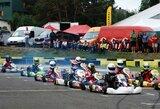 Kartingo lenktynių sezono startas jau šį savaitgalį