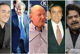 20 turtingiausių sporto komandų savininkų pasaulyje: sąraše – naujas lyderis