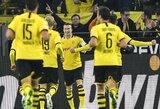 """M.Reuso įvartis padovanojo """"Borussia"""" ketvirtąją pergalę """"Bundesliga"""" čempionate"""