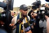 """Australijoje treniruotis pradėjęs U.Boltas vis dar svajoja žaisti """"Manchester United"""""""
