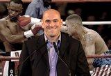 UFC išmokės kompensacijas kovotojams