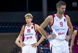M.Kuzminskas ir M.Kalnietis Europos taurėje šventė ketvirtąją pergalę