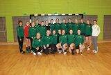 Lietuvos jaunių merginų rankinio rinktinė Europos čempionato atrankoje patyrė antrą nesėkmę