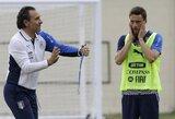 """C.Marchisio neatmeta galimybės palikti """"Juventus"""""""