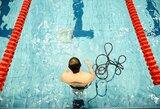 Alytuje prasidėjo atvirasis Lietuvos plaukimo čempionatas