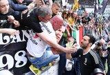 """G.Buffonas dėl galimybės sugrįžti į """"Juventus"""" atmetė pasiūlymus iš Anglijos"""
