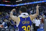 """""""Warriors"""" tapo divizione čempione"""