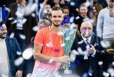 Favorito statusą pateisinęs D.Medvedevas laimėjo ATP turnyrą Bulgarijoje