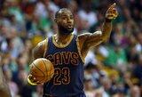 NBA paskelbė pagrindinius MVP kandidatus, jame nėra L.Jameso