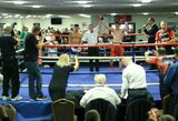 E.Korsakas profesionalų bokso ringe iškovojo 10-ą pergalę