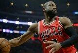 """D.Wade'as laukia, kada """"Bulls"""" jam pateiks pasiūlymą"""