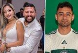 Žiaurus nusikaltimas Brazilijoje: žmonos išprievartavimu įtariamam futbolininkui įvykdyta egzekucija