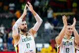 Penktadienį turėtų paaiškėti pirmasis Lietuvos rinktinės varžovas Europos čempionate