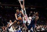 """""""Knicks"""" atleido daug žadėjusį krepšininką"""