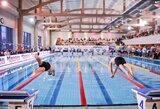 Lietuvos plaukimo čempionate Kaune – aukšti rezultatai ir pagerintas nuo 1977 metų gyvavęs rekordas