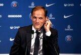 PSG ketina pasiūlyti naują kontraktą T.Tucheliui