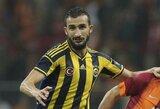 """Po treniruotės į du """"Fenerbahce"""" futbolininkus buvo paleisti šūviai"""