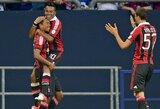 """""""Milan"""" klubas draugiškose rungtynėse įveikė """"Chelsea"""""""