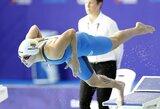 Tobulo plaukiko kūrimas: brazilai įtrauktų ir geriausią R.Meilutytės savybę