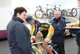 E.Juodvalkis Olandijoje startavo daugiadienėse dviratininkų lenktynėse