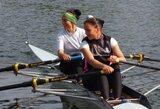 Europos suaugusiųjų čempionate lietuviams iššūkį mes irklavimo elitas